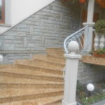 Schody marmur